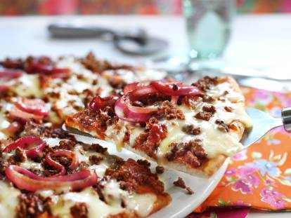 Pizza Quornese