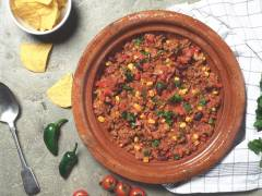 Chili con Quorn