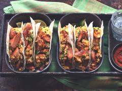 quorn sausage breakfast quesadilla recipe vegetarian recipe