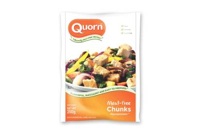 frozen healthy & meat free quorn pieces