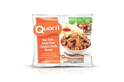 Soy Free, Meat Free Pieces