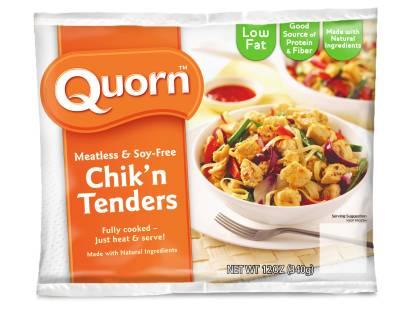 Meatless Chicken Tenders