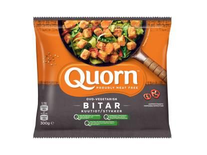 Quorn-kuutiot