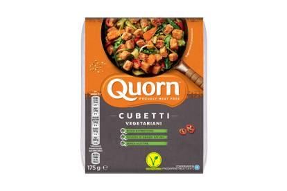 Cubetti Quorn vegetariani