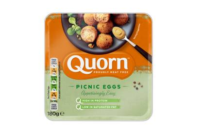meat free quorn picnic eggs