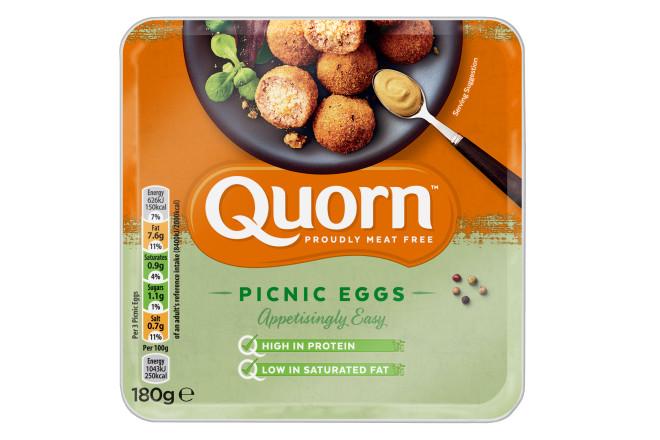 Quorn Picnic Egg