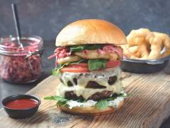 Fresh and Spicy Quorn Burger