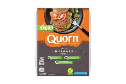 Quorn Vegan Burgare