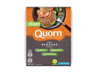 Quorn Vegan Hamburgare