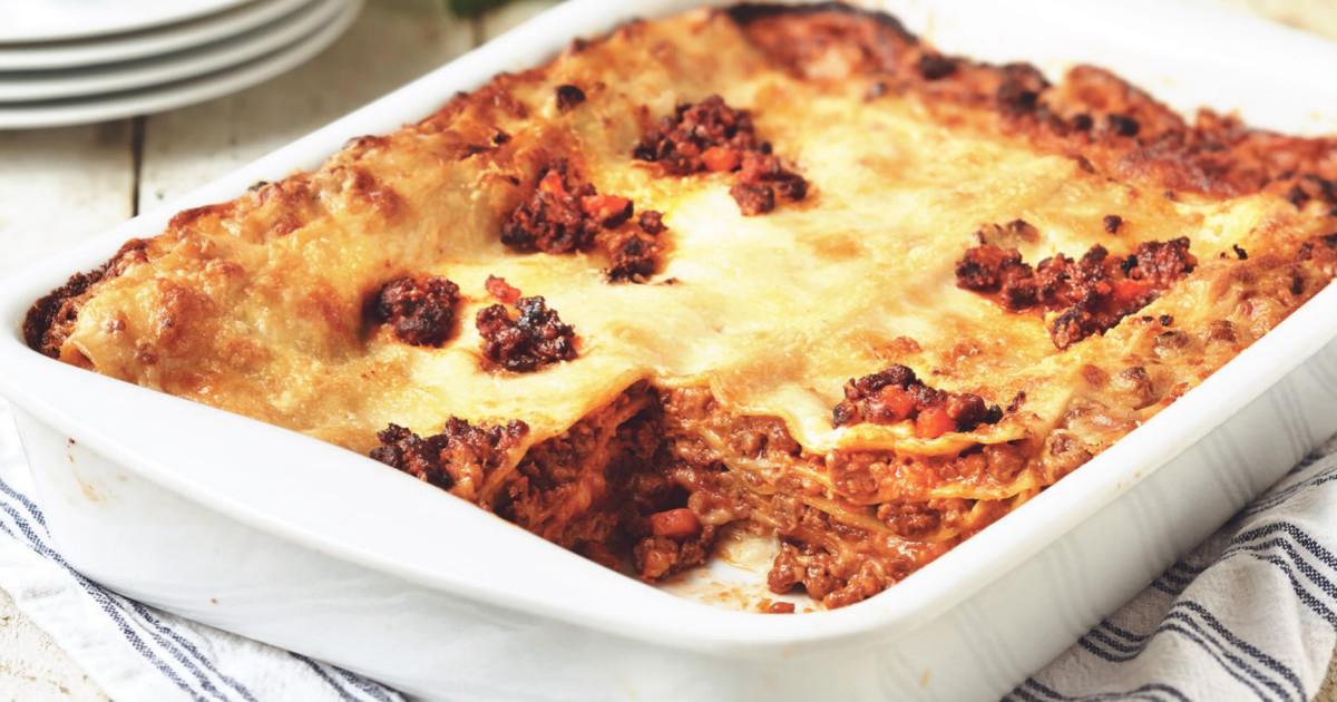 Meatless Italian Lasagna Recipe Quorn