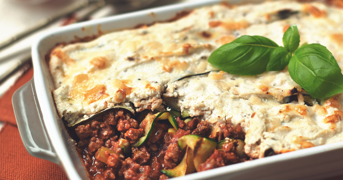 zucchini and quorn grounds lasagna quorn us. Black Bedroom Furniture Sets. Home Design Ideas