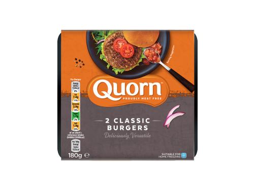 Quorn Classic Burger