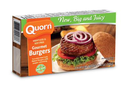 Meatless Gourmet Burger