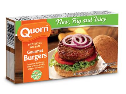 Meatless Gourmet Burger
