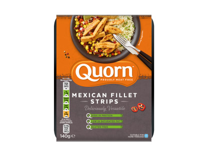 Quorn Mexican Fillet Strips