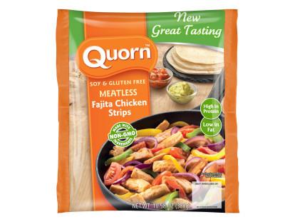 Meatless Fajita Chicken Strips