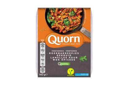meat free quorn mexican fajita strips
