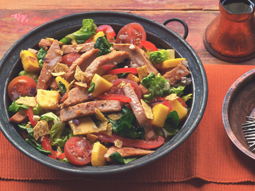 Quorn Chilli & Lime Fillet Mango Salad Recipe