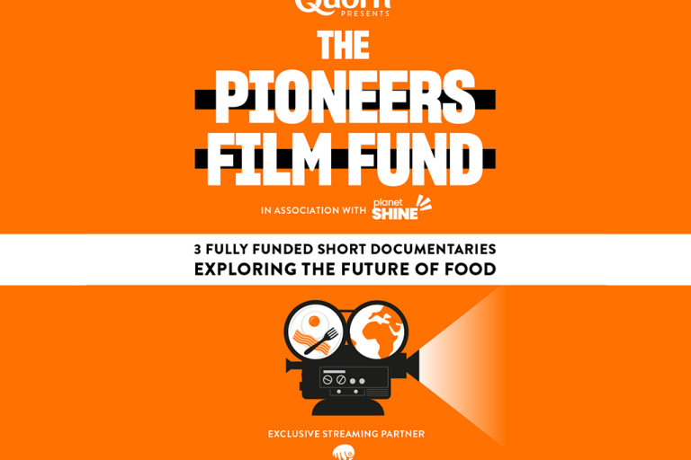 FILMMAKERS CALLED ON TO EXPLORE CRITICAL QUESTION ON THE FUTURE OF FOOD WITH NEW FUND