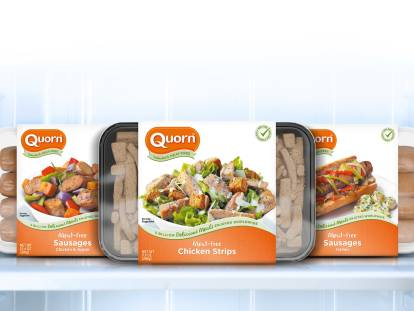 Quorn launches NEW refrigerated products!