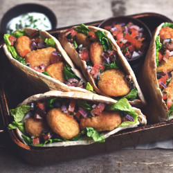 Kebabish Style Quorn Nuggets Recipe