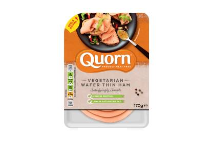 quorn vegetarian wafer thin deli ham