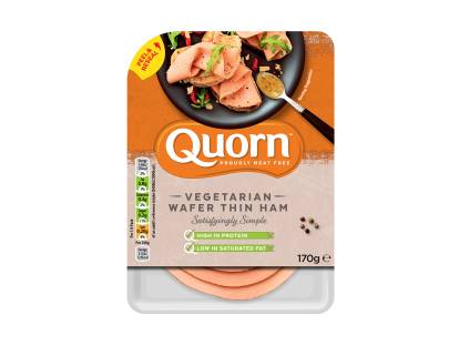 Quorn Vegetarian Wafer Thin Ham