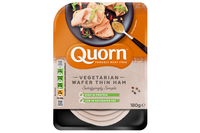 Quorn Vegetarian Wafer Thin Ham