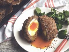 Quorn Scotch Egg