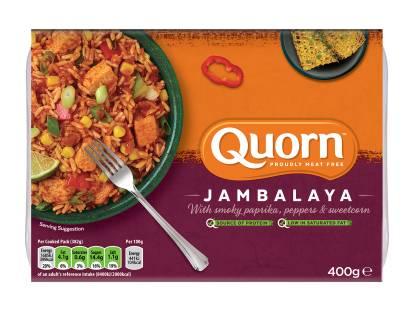 Quorn Jambalaya