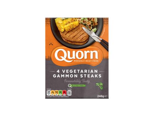 Quorn Vegetarian Gammon Steaks