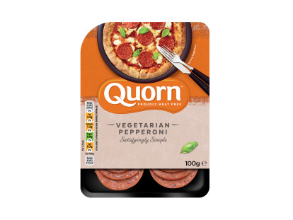 Quorn Vegetarian Pepperoni