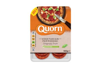 Quorn Pepperoni