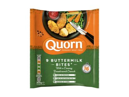 frozen meat free quorn buttermilk bites