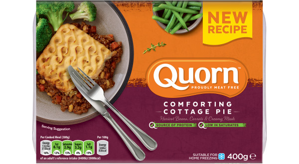 Quorn Comforting Cottage Pie