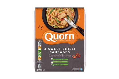 Quorn Sweet Chilli Sausages