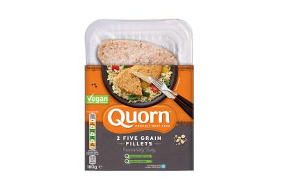 Quorn Vegan Five Grain Fillets
