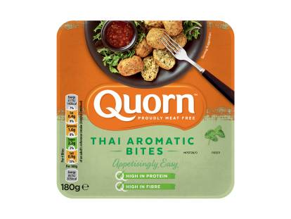Quorn Thai Aromatic Bites