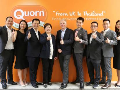 Monde Nissin Launch Quorn Alternative Protein in Thailand