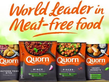 Quorn 在香港有售!