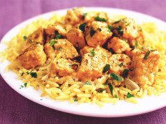 Quorn Meat Free Pieces Korma