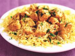 quorn pieces korma indian recipe