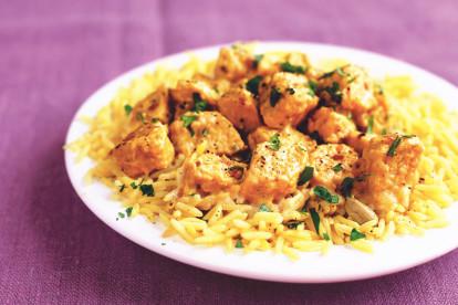 Quorn Meatless Korma