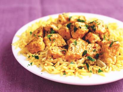 quorn meatless korma indian recipe
