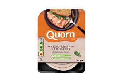Quorn Vegetarian Ham Slices