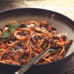 Quorn Meatless Spaghetti Bolognese