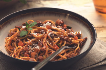 Quorn Meat Free Spaghetti Bolognese
