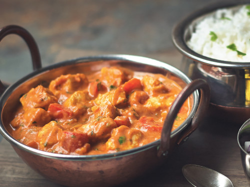 Tikka Masala with Quorn Meat Free Pieces