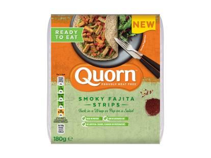 Quorn Smoky Fajita Strips