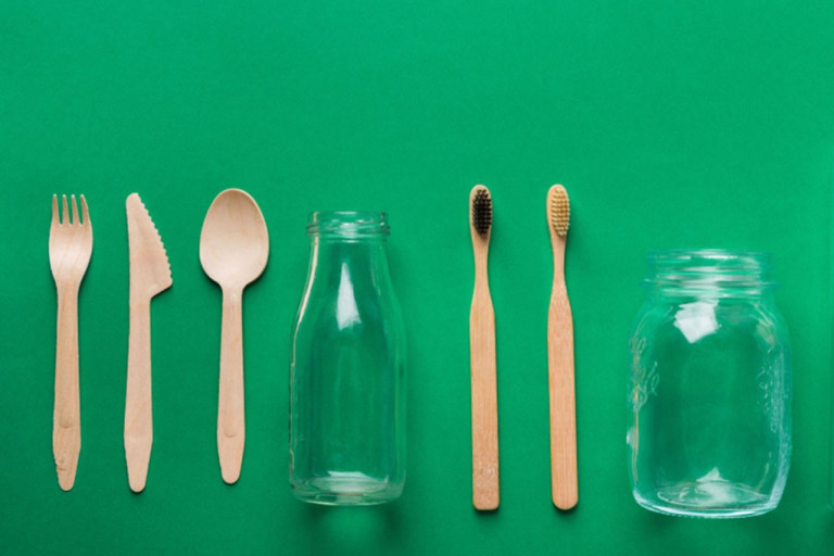 4 Simple Swaps to Lower Your Carbon Footprint